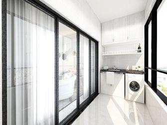 110平米三室一厅美式风格阳光房效果图
