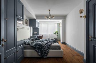 90平米美式风格卧室设计图