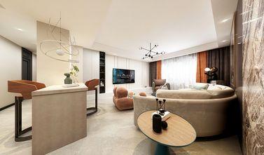 140平米四室一厅其他风格客厅图