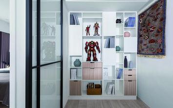 100平米三室两厅现代简约风格储藏室装修效果图