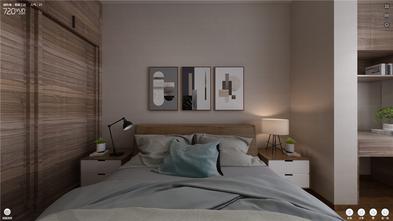 120平米复式宜家风格卧室设计图