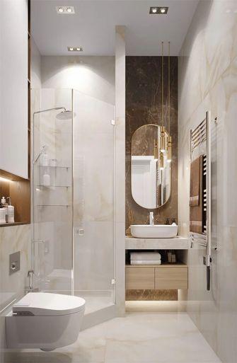 60平米新古典风格卫生间图片