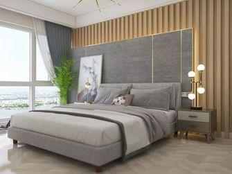 140平米四室一厅北欧风格卧室设计图