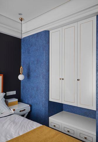 90平米三室一厅美式风格走廊设计图