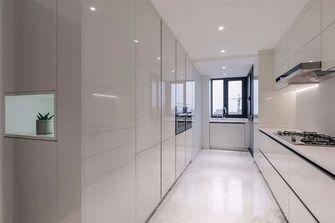 130平米三室五厅现代简约风格厨房图