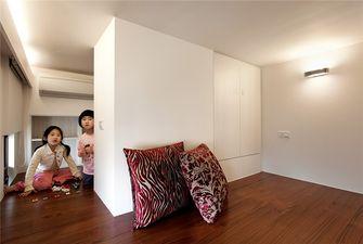 130平米复式现代简约风格储藏室装修案例
