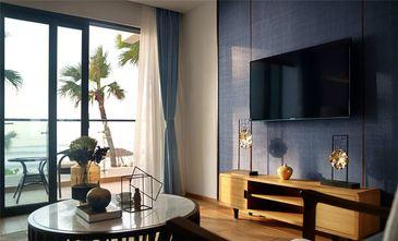 100平米公寓混搭风格储藏室欣赏图