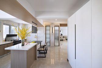 130平米三室三厅现代简约风格玄关图