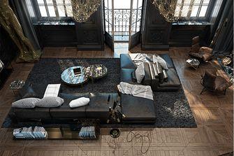 80平米公寓美式风格客厅欣赏图
