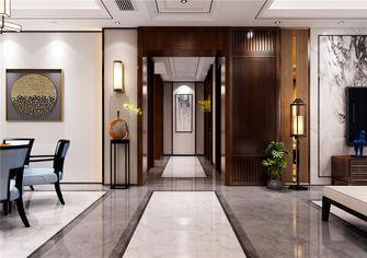 130平米三室两厅中式风格走廊图片
