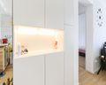 110平米三室一厅宜家风格玄关装修效果图