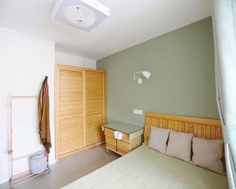 60平米一室一厅中式风格卧室装修图片大全