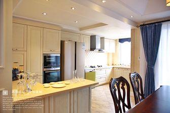 豪华型140平米三室两厅美式风格餐厅欣赏图
