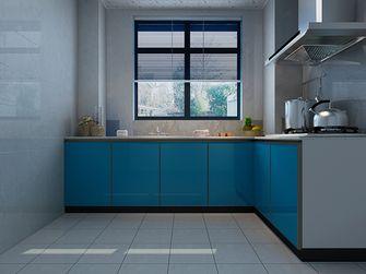 110平米四室两厅地中海风格厨房图片大全