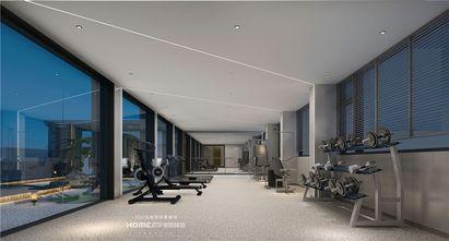140平米复式现代简约风格健身室欣赏图
