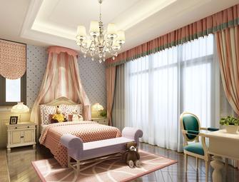 140平米四室两厅欧式风格儿童房设计图