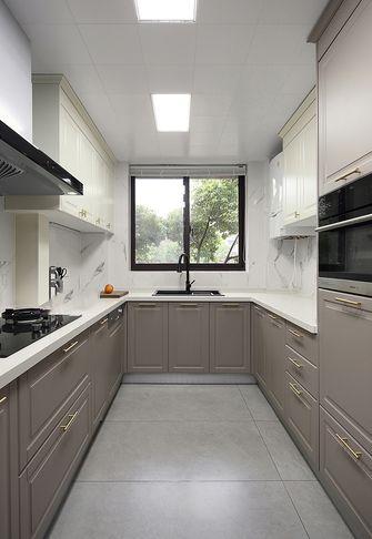 140平米三室一厅美式风格厨房效果图