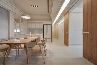 80平米日式风格餐厅欣赏图