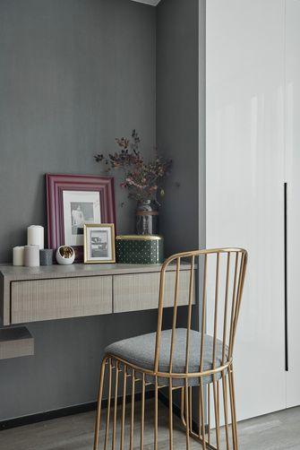 130平米三室两厅混搭风格梳妆台设计图