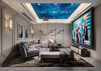 140平米三室两厅其他风格影音室效果图