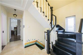 富裕型140平米复式美式风格楼梯欣赏图