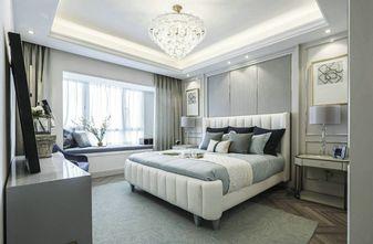 140平米三室两厅其他风格卧室图片