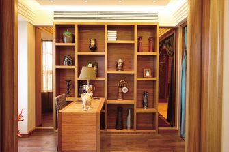 100平米东南亚风格书房效果图