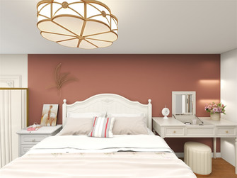 30平米小户型法式风格卧室图片大全