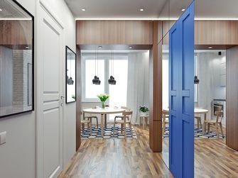50平米小户型现代简约风格走廊装修效果图