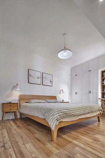 100平米三室两厅日式风格卧室图片