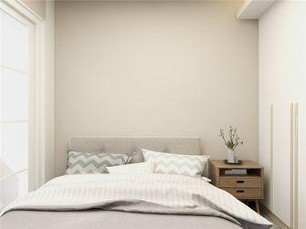 50平米现代简约风格卧室装修案例