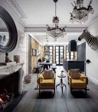 100平米三宜家风格客厅装修案例