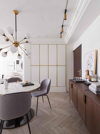 120平米三室两厅法式风格餐厅装修效果图