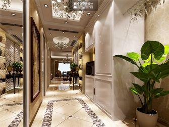 140平米三室三厅新古典风格走廊装修效果图