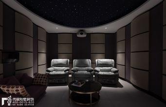 140平米别墅中式风格影音室图