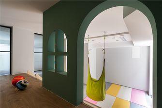 140平米四室两厅北欧风格健身室欣赏图