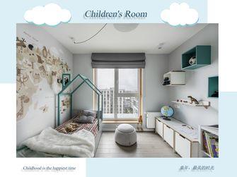 20万以上80平米北欧风格儿童房装修案例