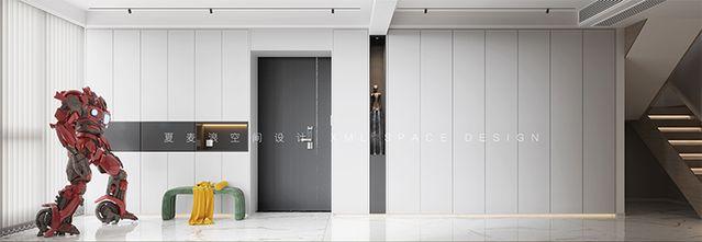 15-20万140平米三现代简约风格玄关图片大全