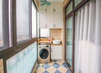 15-20万100平米三室两厅美式风格阳台图片大全