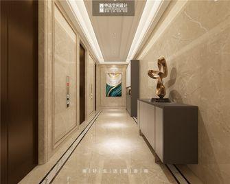 140平米四室三厅美式风格走廊图