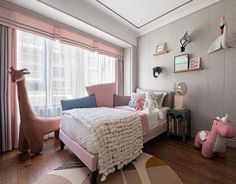 140平米复式新古典风格儿童房图
