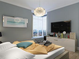 80平米北欧风格卧室家具图片大全