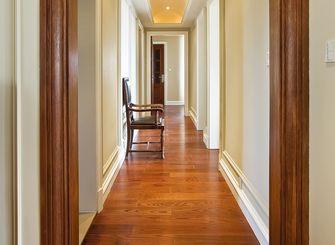 130平米四法式风格走廊装修效果图