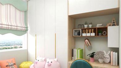 90平米三室两厅北欧风格书房效果图