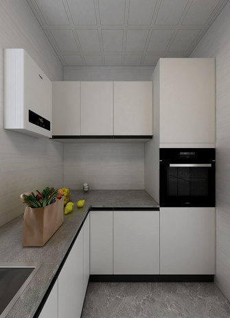 140平米四室四厅其他风格厨房图片