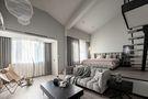 豪华型140平米别墅现代简约风格阁楼图片大全