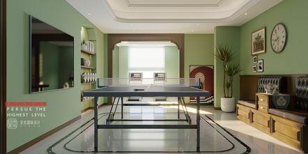 140平米四室四厅欧式风格其他区域设计图