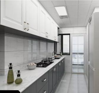 60平米公寓北欧风格厨房装修案例