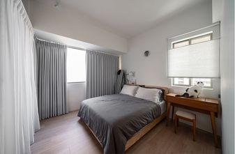 100平米三室两厅宜家风格卧室装修案例