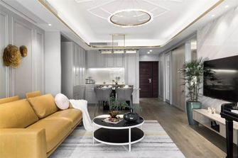 120平米三室一厅其他风格客厅图片大全